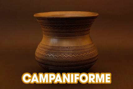 CERÁMICA CAMPANIFORME